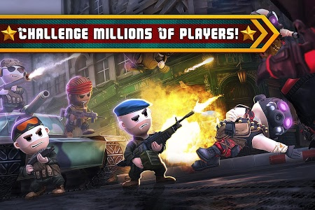 screenshot of Pocket Troops: The Expendables version 1.25.3