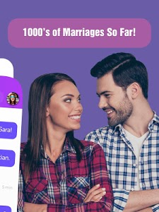 screenshot of Farah: Smart dating app for a happy marriage version 1.24.0