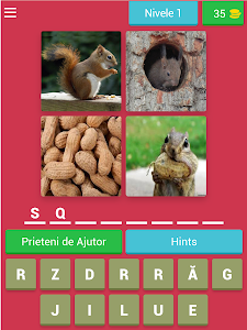 screenshot of 4 Photos 1 Word - Guess the Word version 3.1.9z