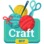 Cover Image of Download Learn Crafts and DIY Arts 3.0.177 APK