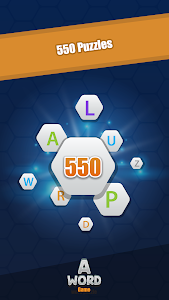 screenshot of A Word Game version 3.6.1