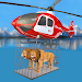 Animal Rescue: Army Helicopter