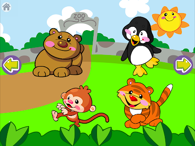 screenshot of Animal Sounds for Baby version 2.6.0