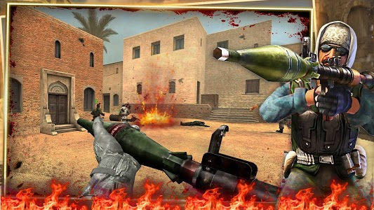 screenshot of Gun Strike: Counter Terrorist 3D Shooting Games version 2.0.2