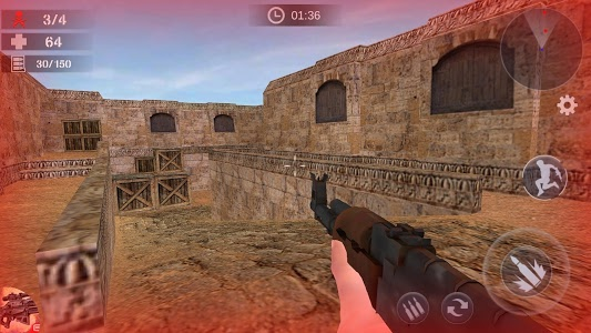 screenshot of Gun Strike: Shooting Games version 1.8.4