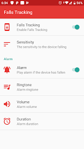 screenshot of Anti Theft Android Watchdog version 4.01