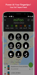 screenshot of MIFON: Award Winning Phone Anti Theft Protection version 12.70