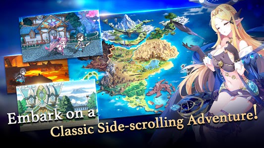 screenshot of Astral Chronicles version 3.0.9