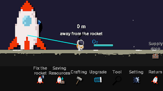 screenshot of Astronaut (Early Access) version 1.0.4