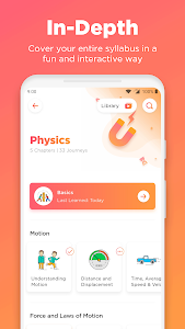 screenshot of BYJU'S – The Learning App version 5.1.0.6437