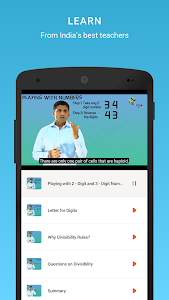 screenshot of BYJU'S – The Learning App version 4.5.0.5048