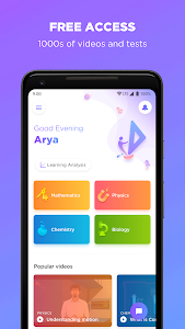 screenshot of BYJU'S – The Learning App version 4.7.0.5397