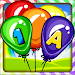 Balloon Pop Kids Learning Game Free for babies \ud83c\udf88