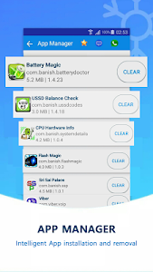 screenshot of Battery Saver version 1.0.11