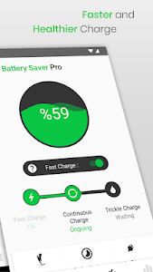 screenshot of Battery Saver Pro | Battery Life Saver & Booster version 1025r