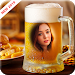 Beer Glass Photo Frame