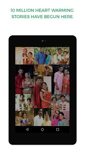 screenshot of BharatMatrimony® - Most trusted choice of Indians version 6.1