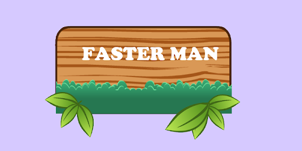 screenshot of Big Faster Man version 2