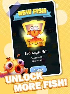 screenshot of Big Fish Go version 1.2.21