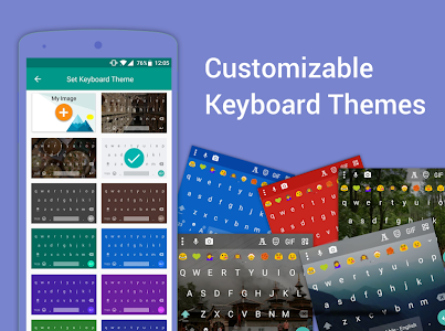 screenshot of Bobble Indic Keyboard ❤️ Ғ◎И†Ⴝ, GIFs & Themes version 5.6.7.00
