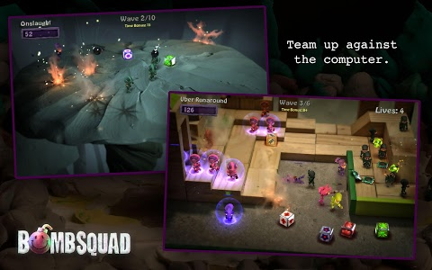 screenshot of BombSquad version 1.4.154