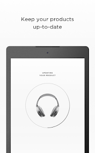screenshot of Bose Connect version Varies with device