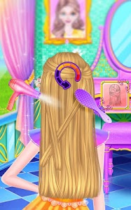 screenshot of Braided Hairstyles Salon version 1.0225