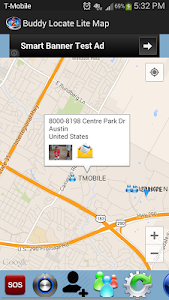 screenshot of Budfind - Buddy Locator version 1.1.33