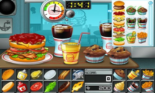 screenshot of Burger version 1.0.19