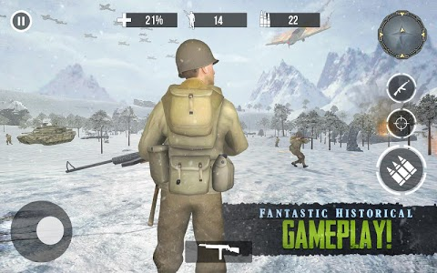screenshot of Call of Sniper WW2: Final Battleground version 2.1.2