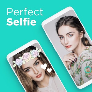 screenshot of Candy Camera - selfie, beauty camera, photo editor version Varies with device