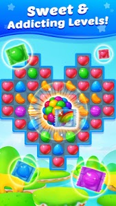 screenshot of Candy Fever version 7.8.3935