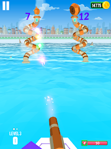 screenshot of Cannon Vs Tower 3D version 0.0.122