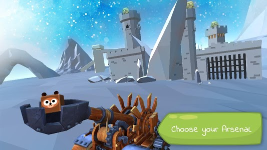 screenshot of Castle Crusher: The Rise Of Animals version 1.2