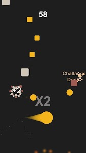screenshot of Chaos Balls version 0.3