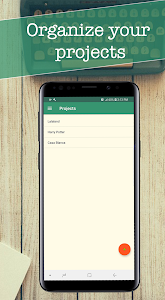 screenshot of Auctor: Story & Character Generator | Writing app version 1.3.9