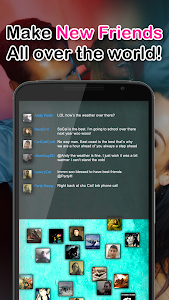 screenshot of Chat Rooms - Find Friends version 1.106548