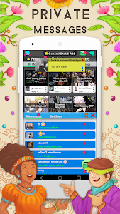 screenshot of Chat Rooms - Find Friends version 1.300163