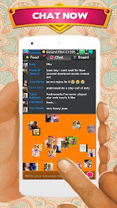 screenshot of Chat Rooms - Find Friends version 1.220644
