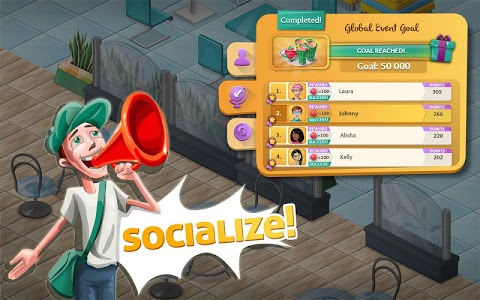 screenshot of Chef Town: Cooking Simulation version 8.8