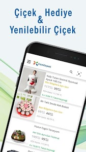 screenshot of Cicek Sepeti – Online Gift and Flower Store version 4.9.0