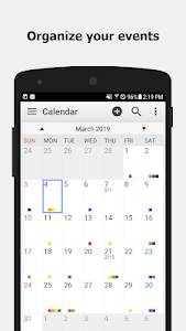 screenshot of ColorNote Notepad Notes version Varies with device