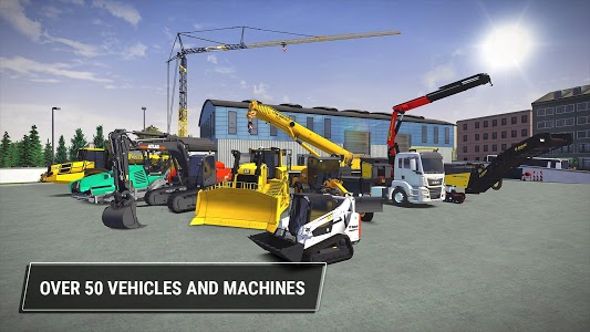 screenshot of Construction Simulator 3 Lite version 1.2