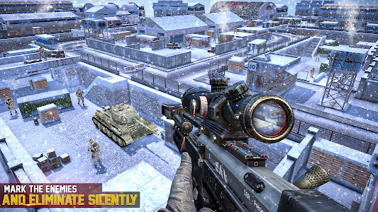 screenshot of FPS Encounter Shooting 2020: New Shooting Games version 1.8.3