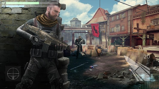 screenshot of Cover Fire: shooting games version 1.4.3