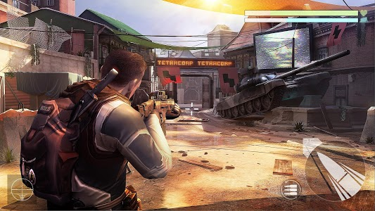 screenshot of Cover Fire: Shooting Games Free version 1.18.1