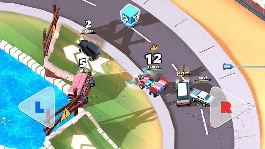 screenshot of Crash of Cars version 1.2.20