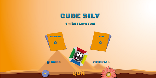 screenshot of Cube Sily version 1.11