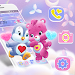 Download Cute Cartoon Couple Theme 1.1.2 APK