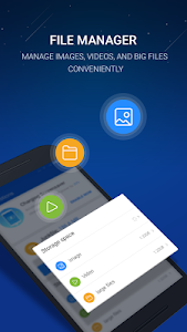 screenshot of DU Cleaner – Memory cleaner & clean phone cache version 1.6.0